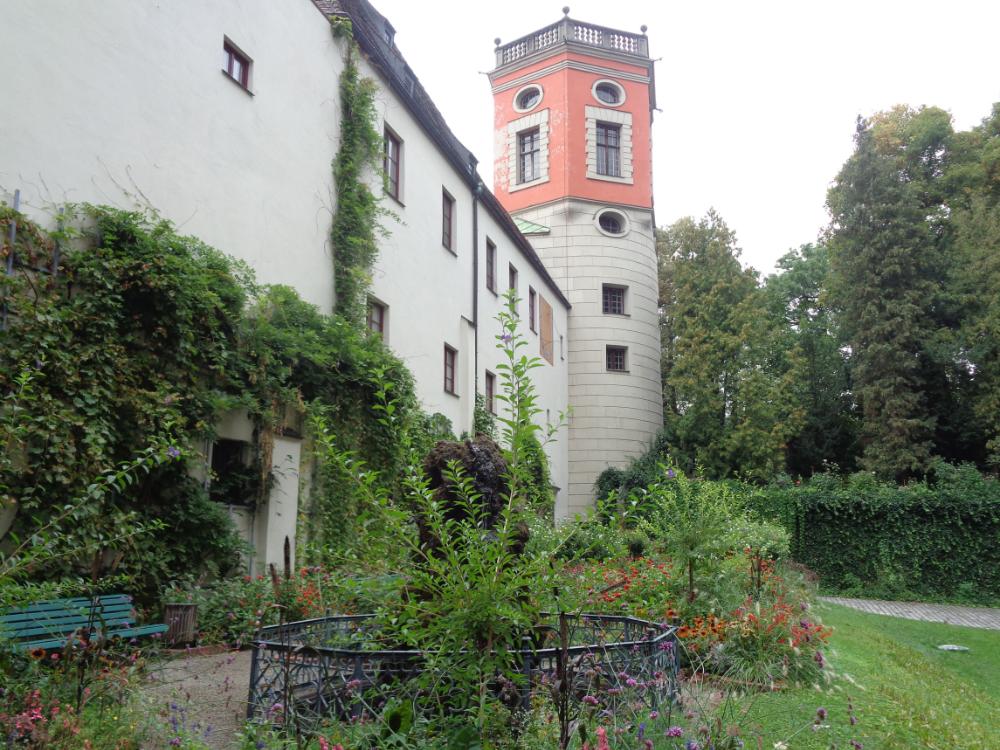 Agwa Gww Exkursionsbericht Zur Wasserkunst In Augsburg Agwa E V